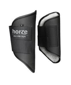 Basic light use horse boots ideal for light work or turnout, with faux fleece lining for comfort and strong velcro straps for secure fit