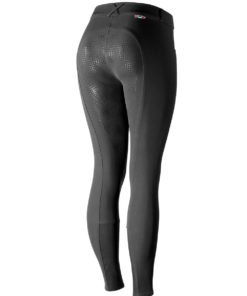 Grand Prix Silicone Fullseat horse riding Breeches with belt loops