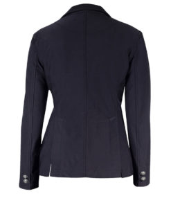 Classic lightweight softshell showjacket with pockets ideal for horse riding shows or formal wear