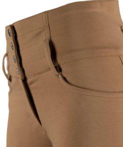 Women's high waist silicone fullseat horse riding breeches
